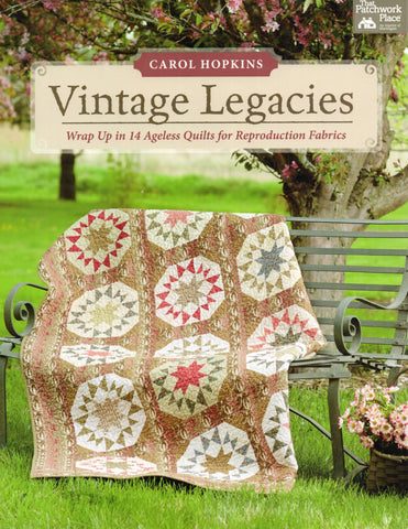 Martingale Pattern Book - Vintage Legacies