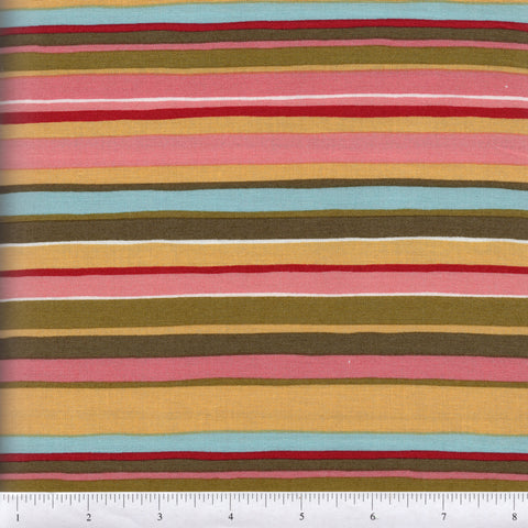 Blank Quilting Florabella BTR6687 Multi Stripes By The Yard