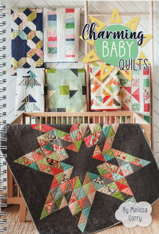 It's Sew Emma Book - CHARMING BABY QUILTS
