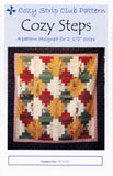 COZY STEPS - Cozy Quilt Designs Pattern