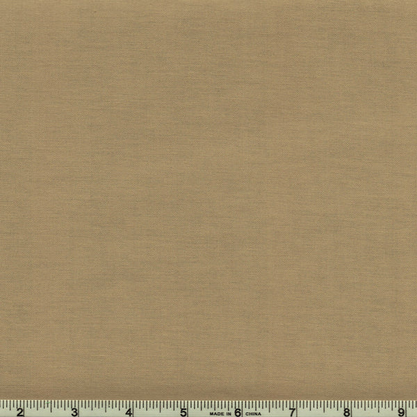 Free Spirit Designer Solids CSFSESS Brass Brown Solid By The Yard