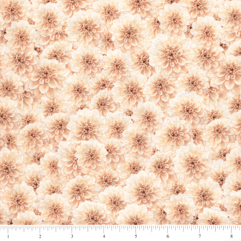 RJR Fabrics Danscapes 1829 1 Natural Floral By The Yard