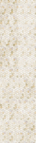 Hoffman Digital Print Backsplash 4762 20 Natural Hexagon Tile By The Yard