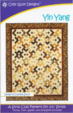Jordan Fabrics VIDEO BUNDLE Batik Yin Yang Pre-cut Quilt Bundle - Cappuccino