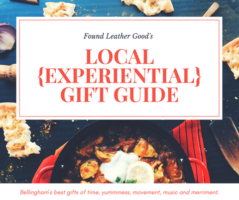The Local {Experiential} Gift Guide