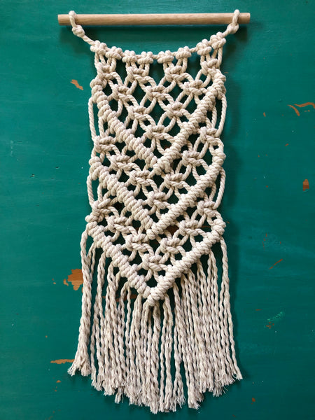 :: Macramé Workshop :: Kierra Burton :: Hoag Road Maker Co.