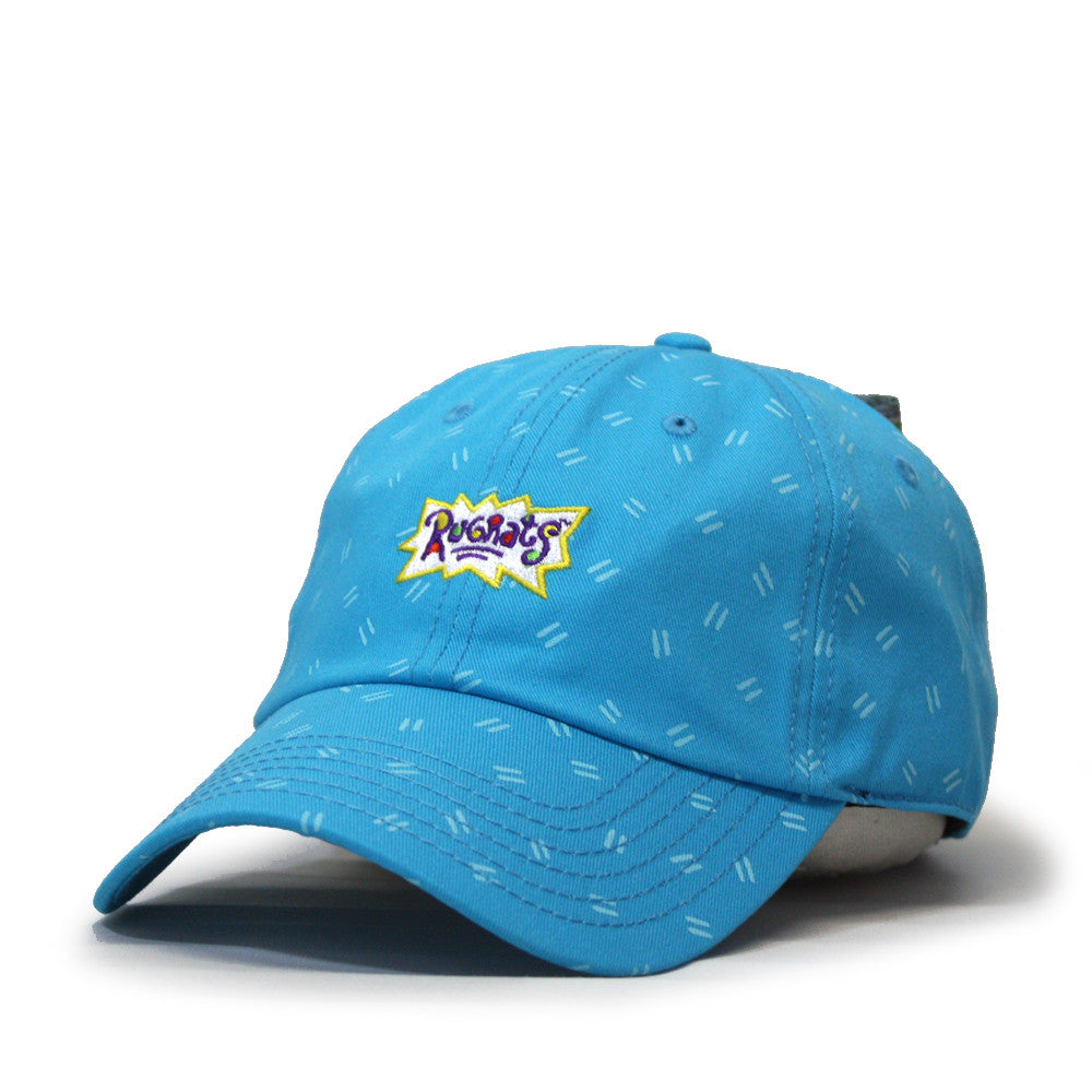 Nickelodeon Rugrats Adjustable Baseball Dad Hat - Ooh La La Factory 2a586dd5763c