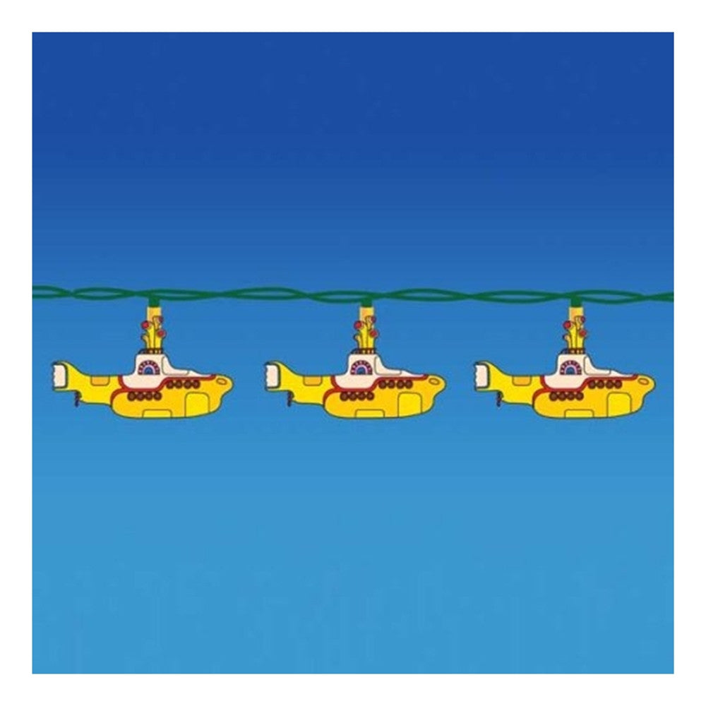 The Beatles Yellow Submarine Kurt Adler Party String Home Decor Lights