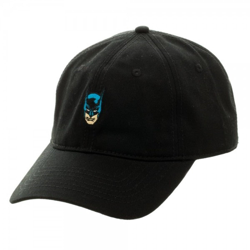 DC Comics Batman Embroidered Baseball Dad Hat 83e845980feb