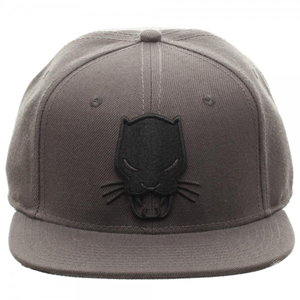 new styles 097ef ff32b Marvel Black Panther Adjustable Snapback Baseball Cap