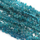 1 Strand Neon Apatite Faceted Pear Drop Briolettes  - Finest Quality Neon Apatite Pear Drop Beads 12mmx8mm-5mmx4mm 9 Inch strand BR243 - Tucson Beads