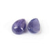 3 Pc 25 Ct. Natural Tanzanite Smooth Gemstone - Tanzanite Loose Gemstone - Brilliant Cut - Jewelry Making 14mmx10mm-15mmx10mm LGS642 - Tucson Beads