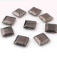 1 Strand AAA Quality Cushion Scratch Bar Beads, Black Copper Beads - Cushion  Scratch Bar Beads 22mm 9 inche GPC064 - Tucson Beads