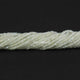 5 Strands  White Rainbow Moonstone Rondelles 3.5mm to 4mm 13.5 inch  RB010 - Tucson Beads