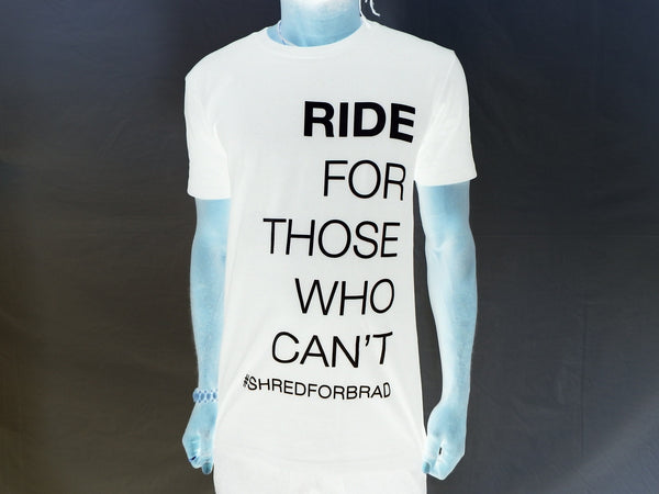 Ride Staple Tshirt - White