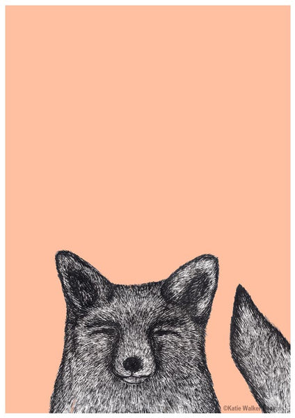 Foxy by Katie Walker Designs