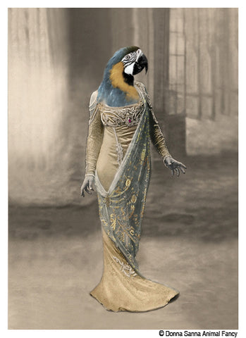 Queen Azura by Donna Sann Animal Fancy