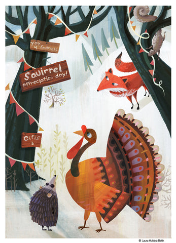 """Holiday"" by Laura Huliska-Beith"