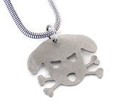outlaw Doggy necklace for dog lovers by Outlaw Kritters