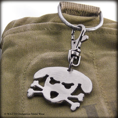 Outlaw Doggy Holmes Key Chain created by artist Jon WATTO Watson for Outlaw Kritters