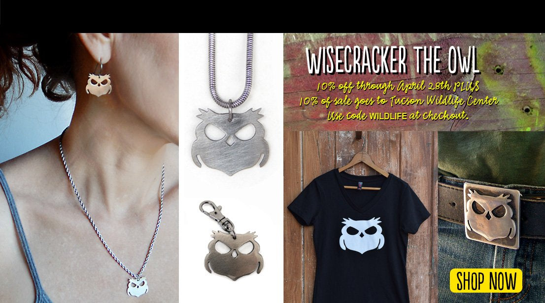 Outlaw Kritters gifts and jewelry for animal lovers