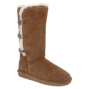 Tall Lauren Boot In  Hickory by BearPaw