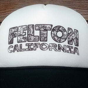 """Felton"" Foam Trucker Cap by Redwood Tees"