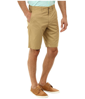 Flat Front Shorts For Men