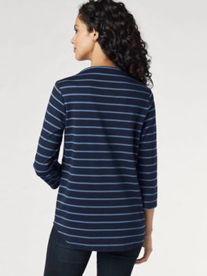 Marseille Stripe Tee by Pendleton