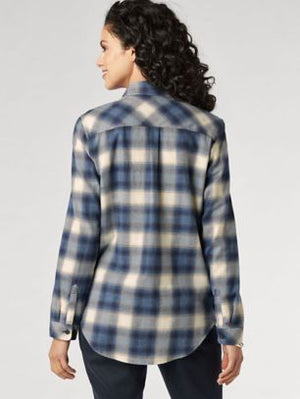 Boyfriend Flannel Shirt