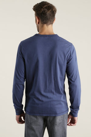 Seal Long Sleeve Henely