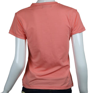Crewneck Short Sleeve Pima Cotton Tee by Pulp
