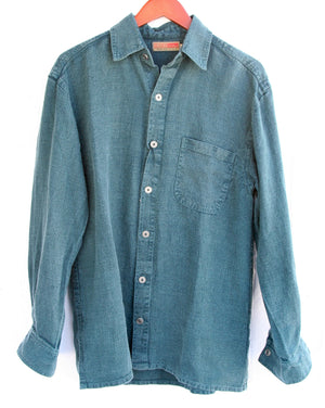 Dash Hemp Camp Cruz Button Down Shirt (Long Sleeve)