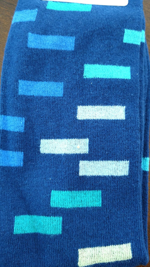 Combed Cotton Over The Calf Socks by Bogari