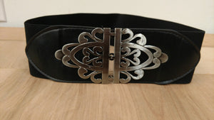 Metal Clasp Cinch Belts For Her