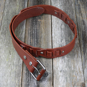 Womens Leather Fashion Belts