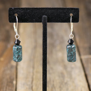 One Of A Kind Beaded Earrings by Wild Iris