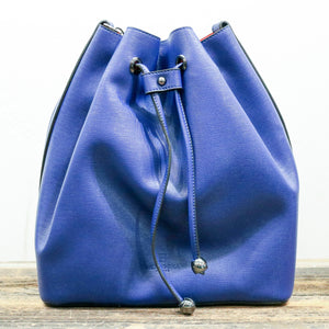 2 Piece Drawsting Bucket Handbag by Hexgona