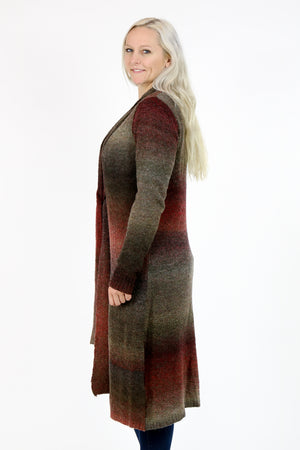 Mirage Long Cardigan