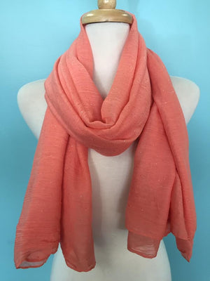 Sparkle Yarn Scarf by Fredd & Basha