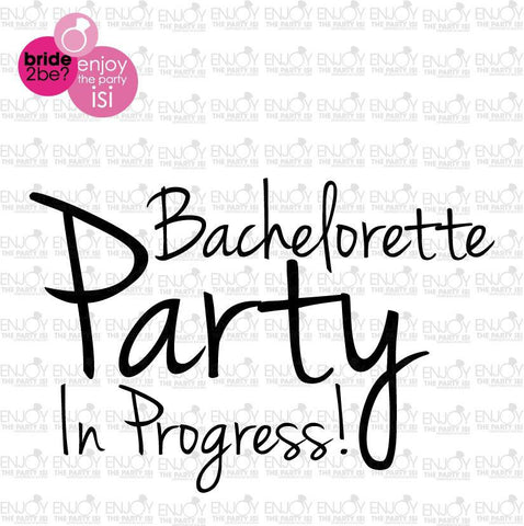 BACHELORETTE PARTY¡¡