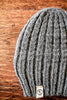 Adventure Required Alpaca Hat - Grey