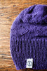 Adventure Required Alpaca Hat - Purple