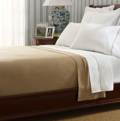 solid color alpace bed blanket