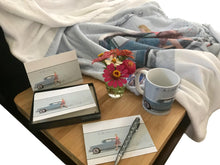 Deconstructing Time Notecards and Bundles - Signed