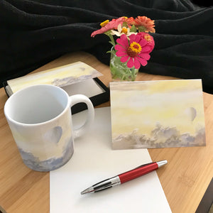 End of the Day Notecards and Bundles - Signed