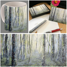 Mourning Light Notecards and Bundles - Signed