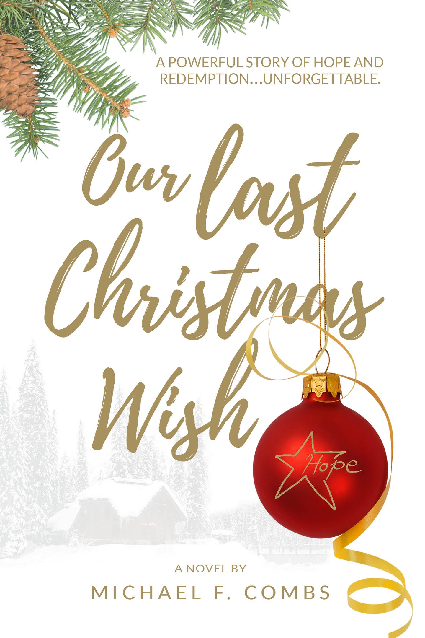 Christmas Wish.Our Last Christmas Wish Printed Book