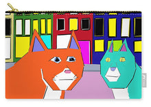 City Cats - Carry-All Pouch