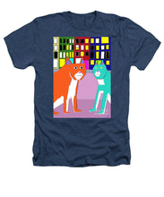 City Cats - Heathers T-Shirt